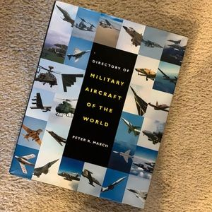 Military Aircraft Of The World Book